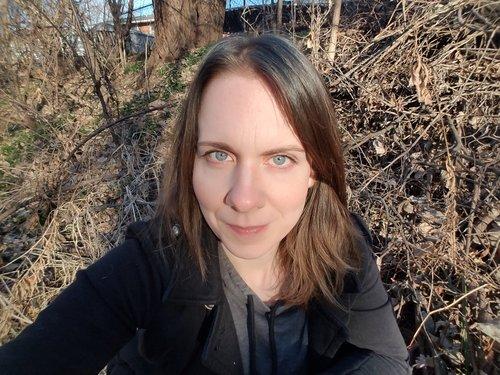 Leslie Caton Frey Backchannels Editor